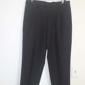 Men's Dockers Black Dress Pants 34x30